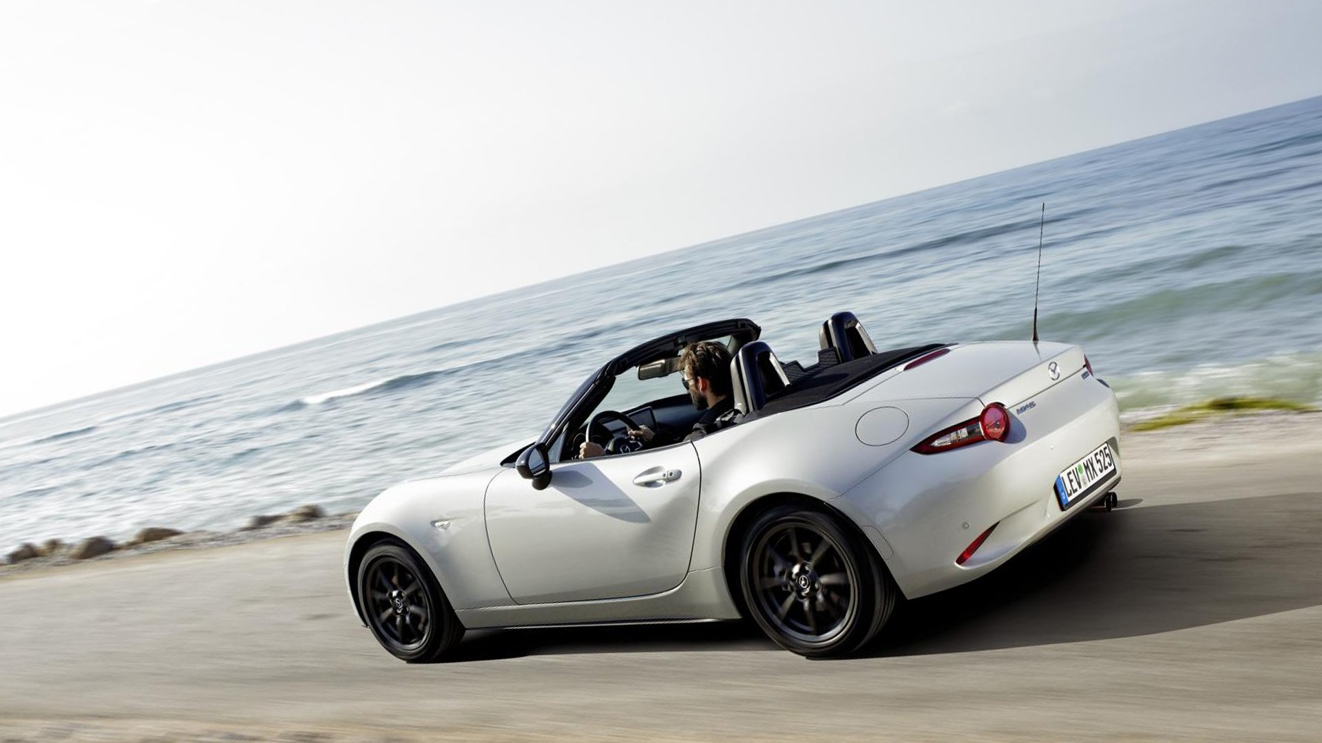 Sport Car Mazda MX-5 New HD