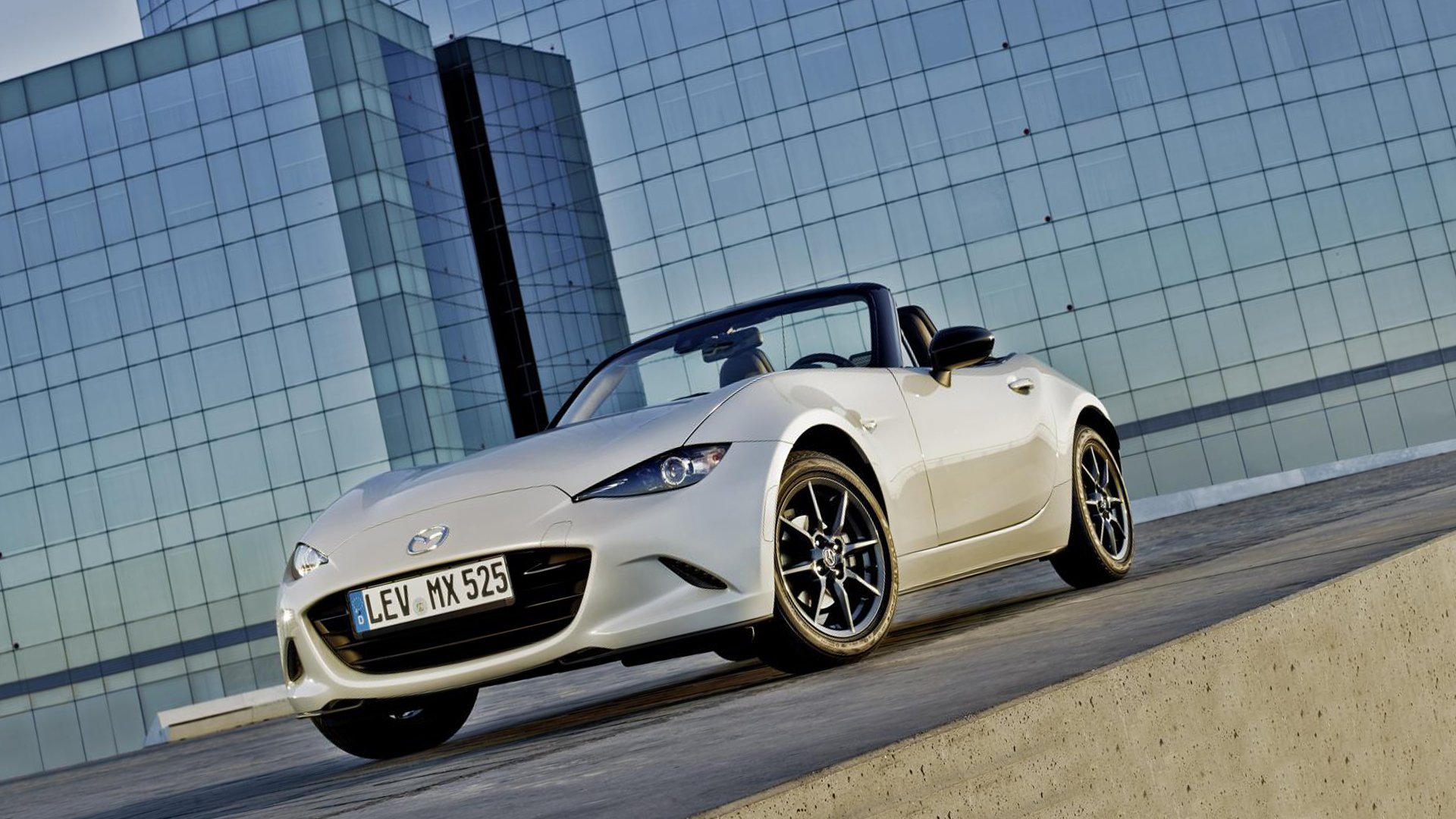 Sport Hybryd Turbo Mazda MX-5 HD