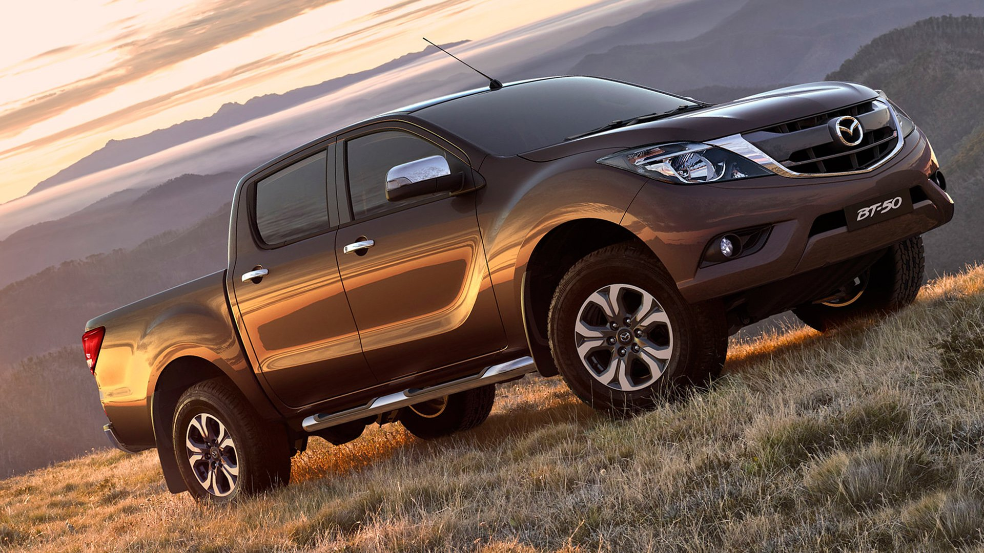 Truck Pickup Wagon New 2019 Mazda BT-50 HD
