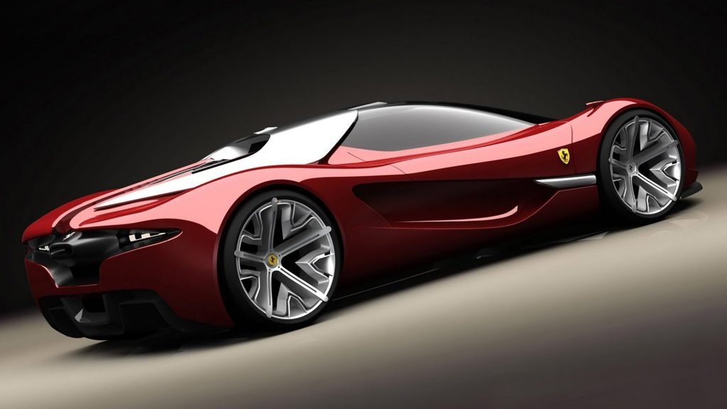 Turbo Concept New 2019 Ferrari 458 HD