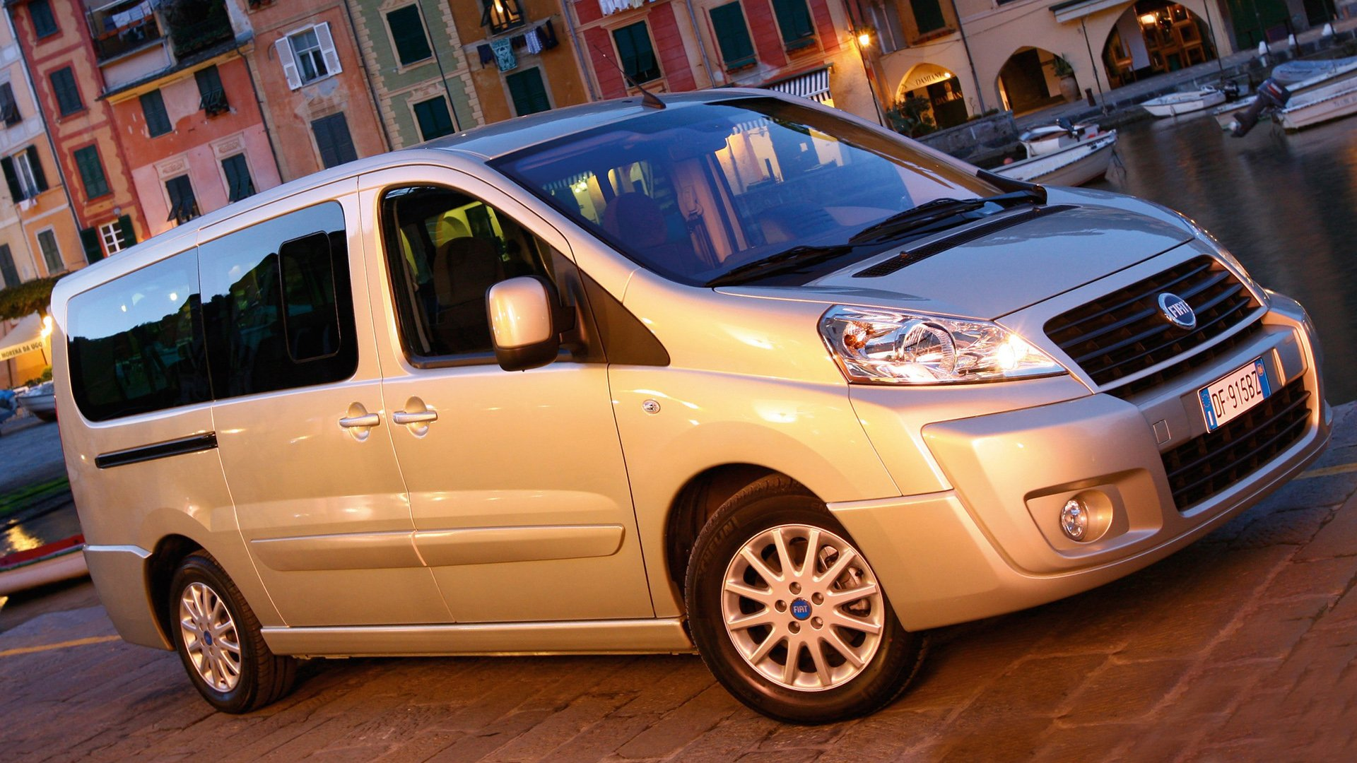 Wallpaper for Mobile Fiat Scudo New HD