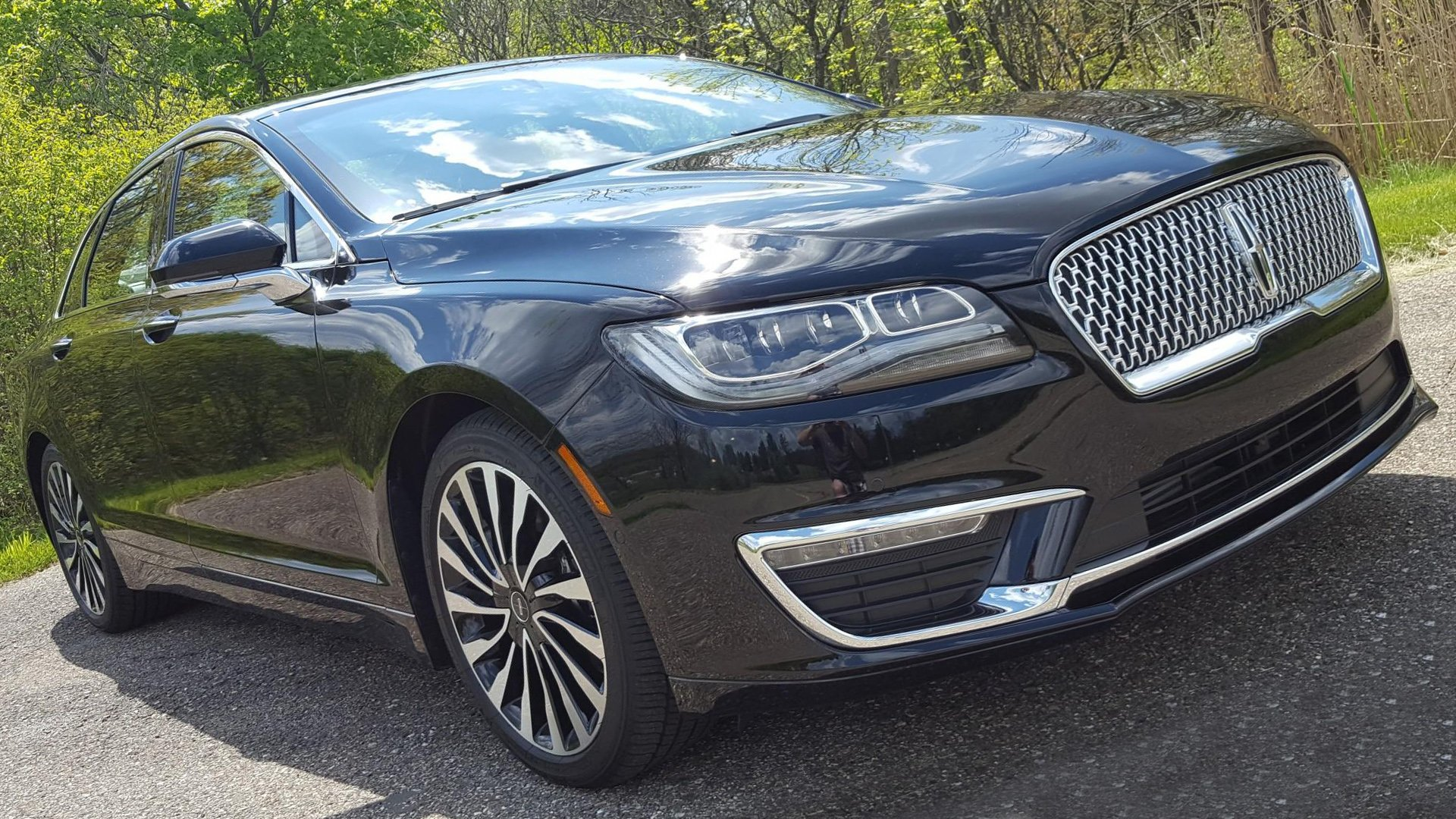 2018 Lincoln MKZ Turbo HD