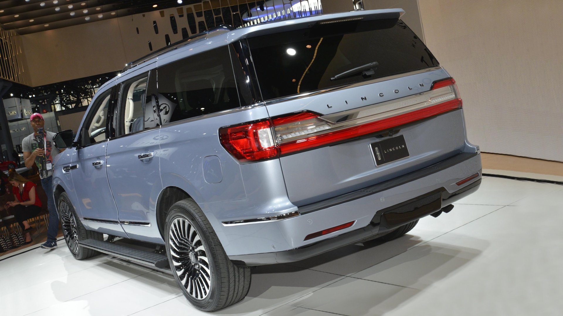 2018 Lincoln Navigator Pictures HD
