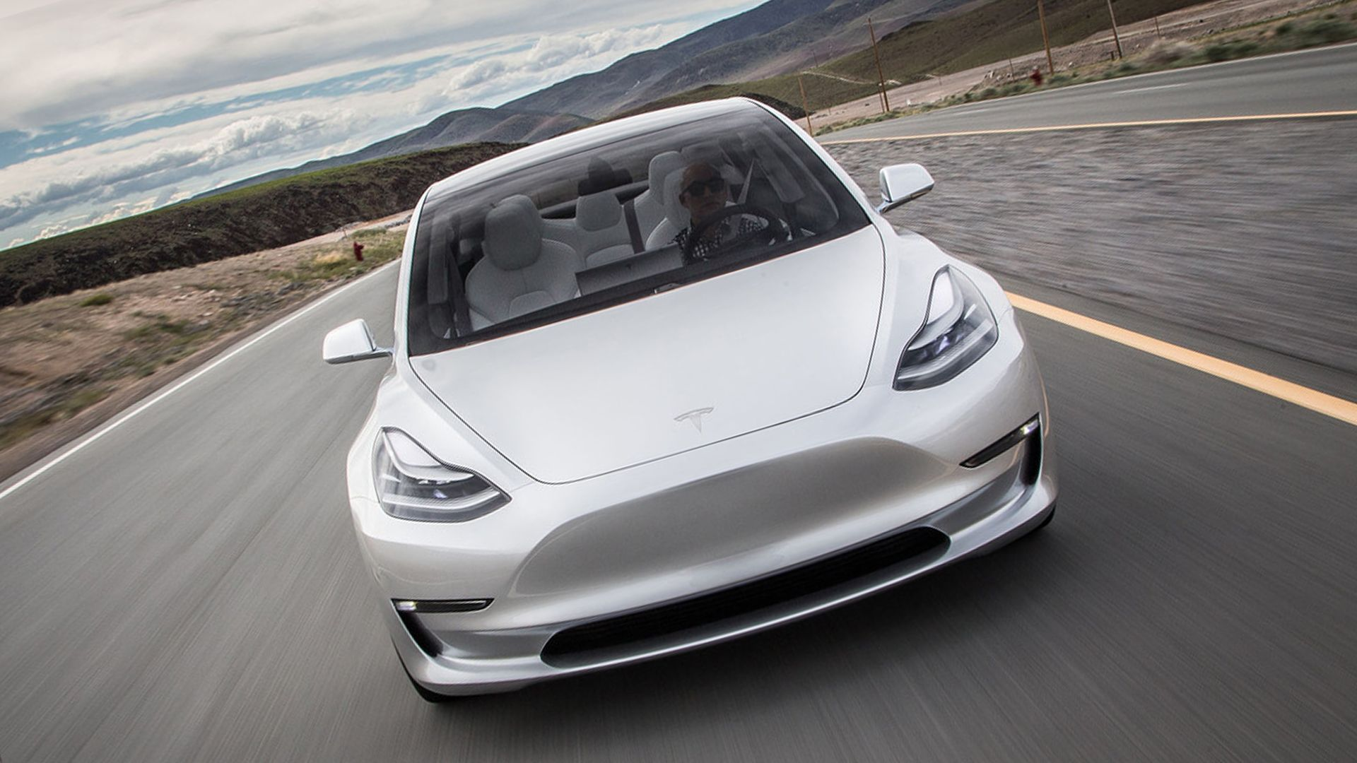 New 2018 Tesla Model 3 Price