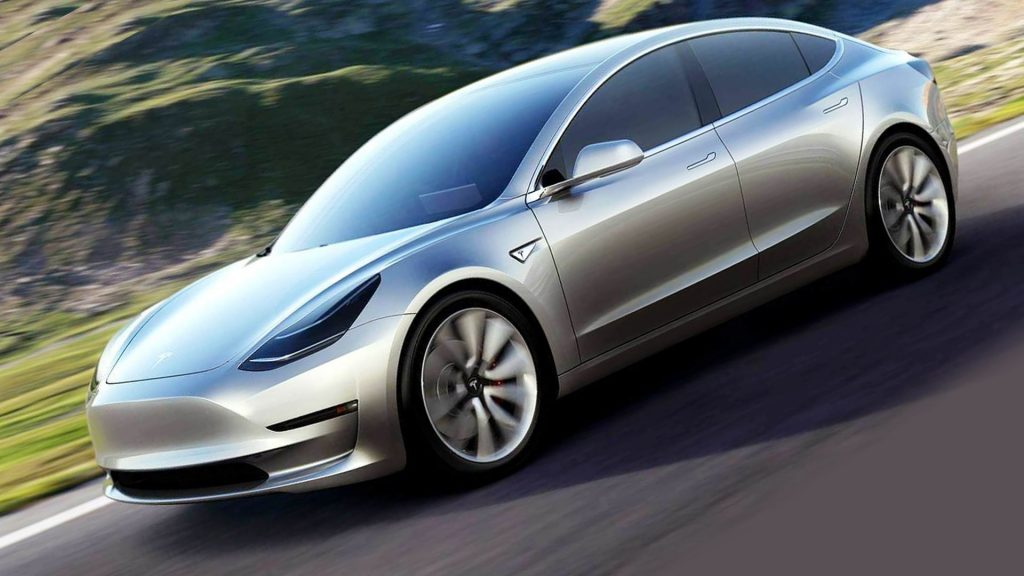 New 2018 Tesla Model 3 Release Date and Price