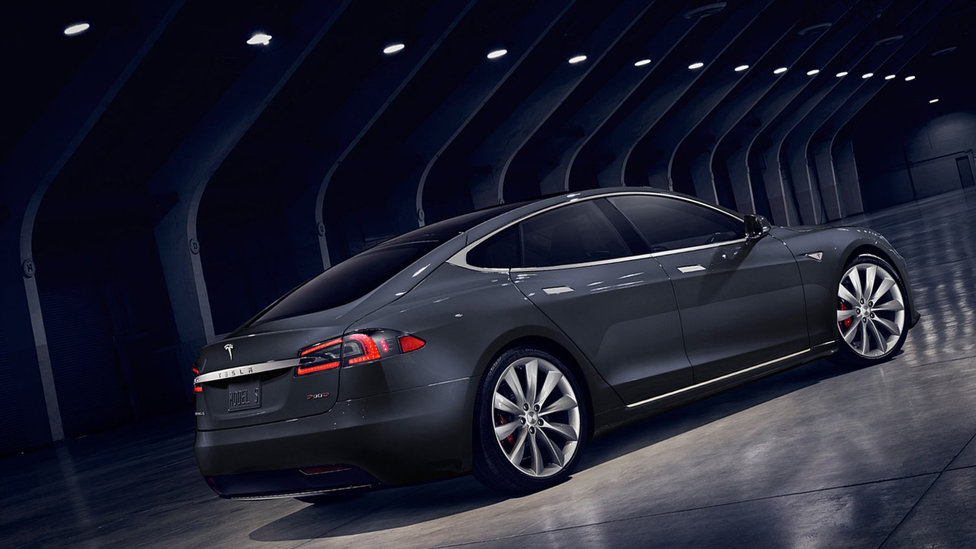 Images Tesla Model S 2019 HD