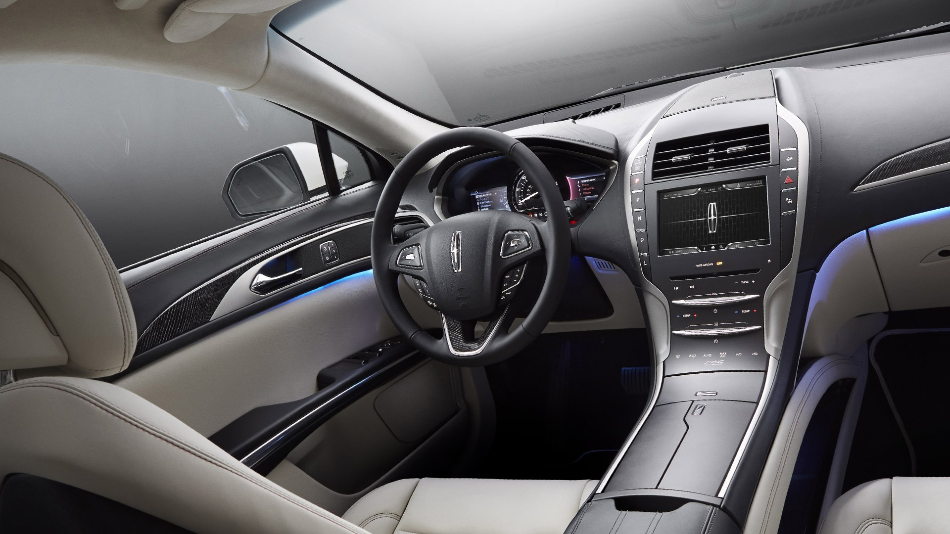 Interior Photos Lincoln MKZ HD