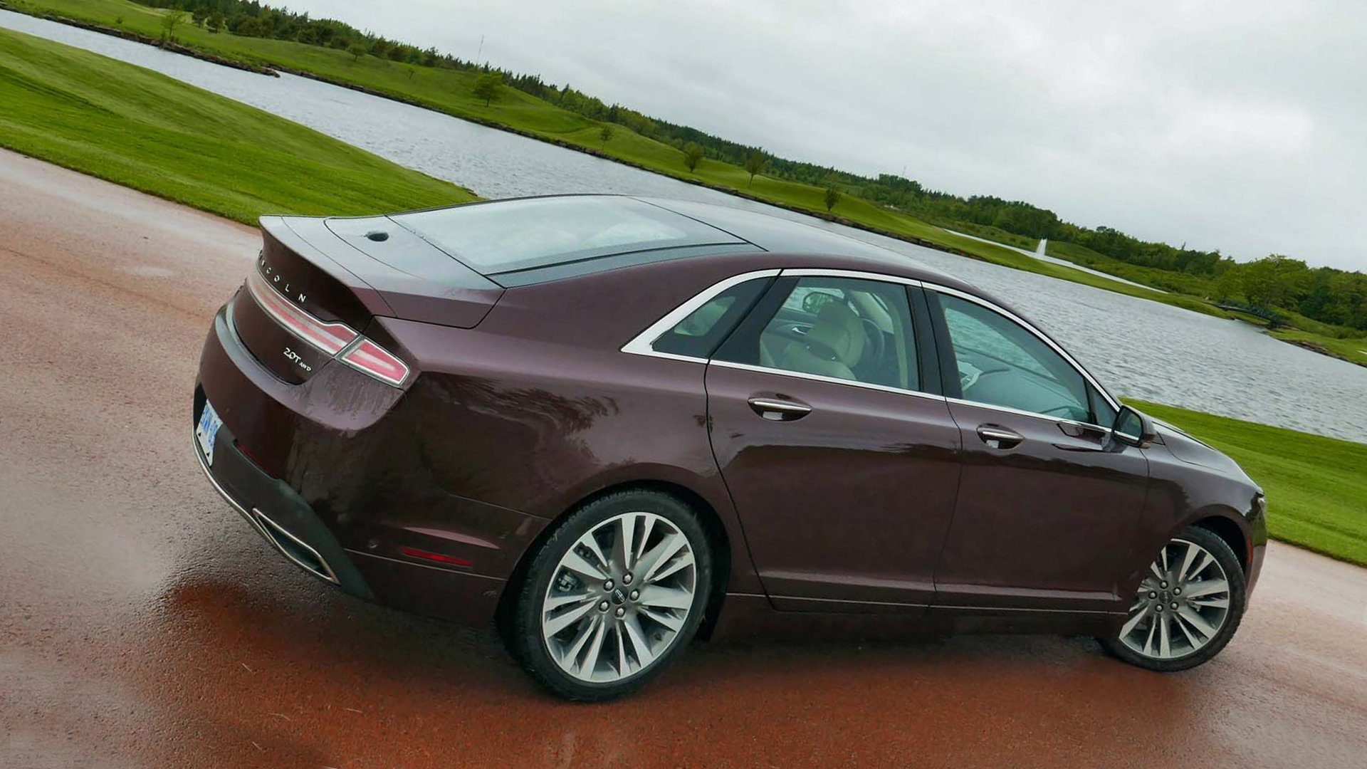 Lincoln MKZ Images HD