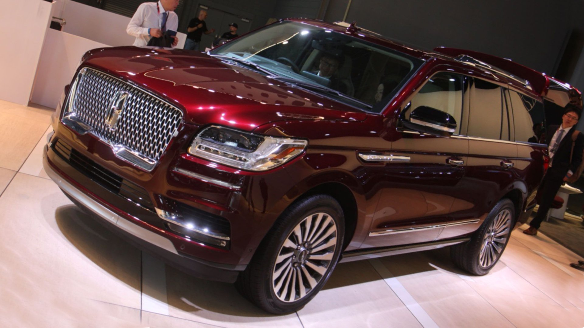 Specs Redesign Lincoln Navigator HD