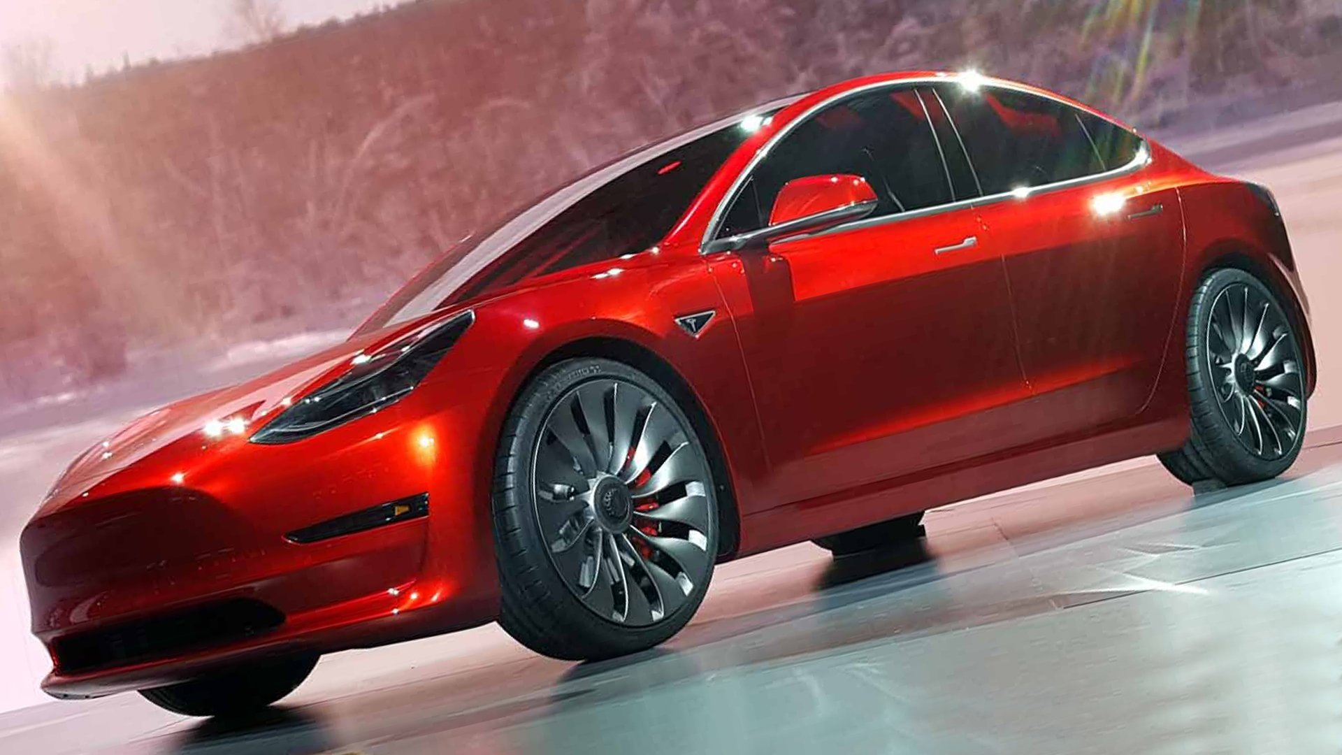 Tesla Model 3 2018 Price List USA HD