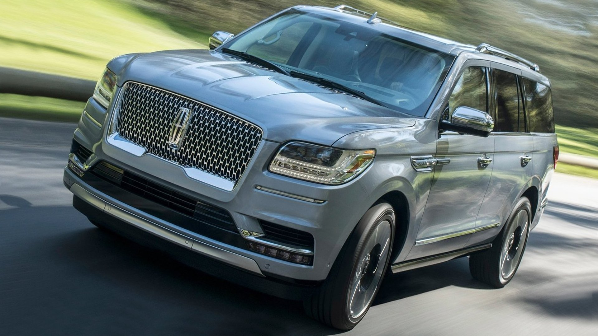 V8 Crossover Lincoln Navigator HD