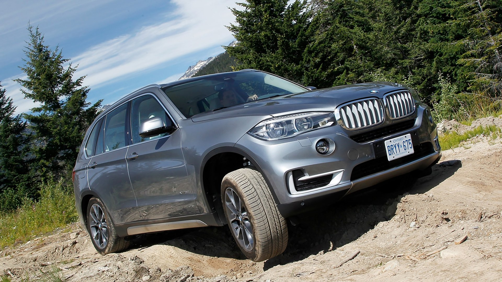 2018 BMW X5 Images HD