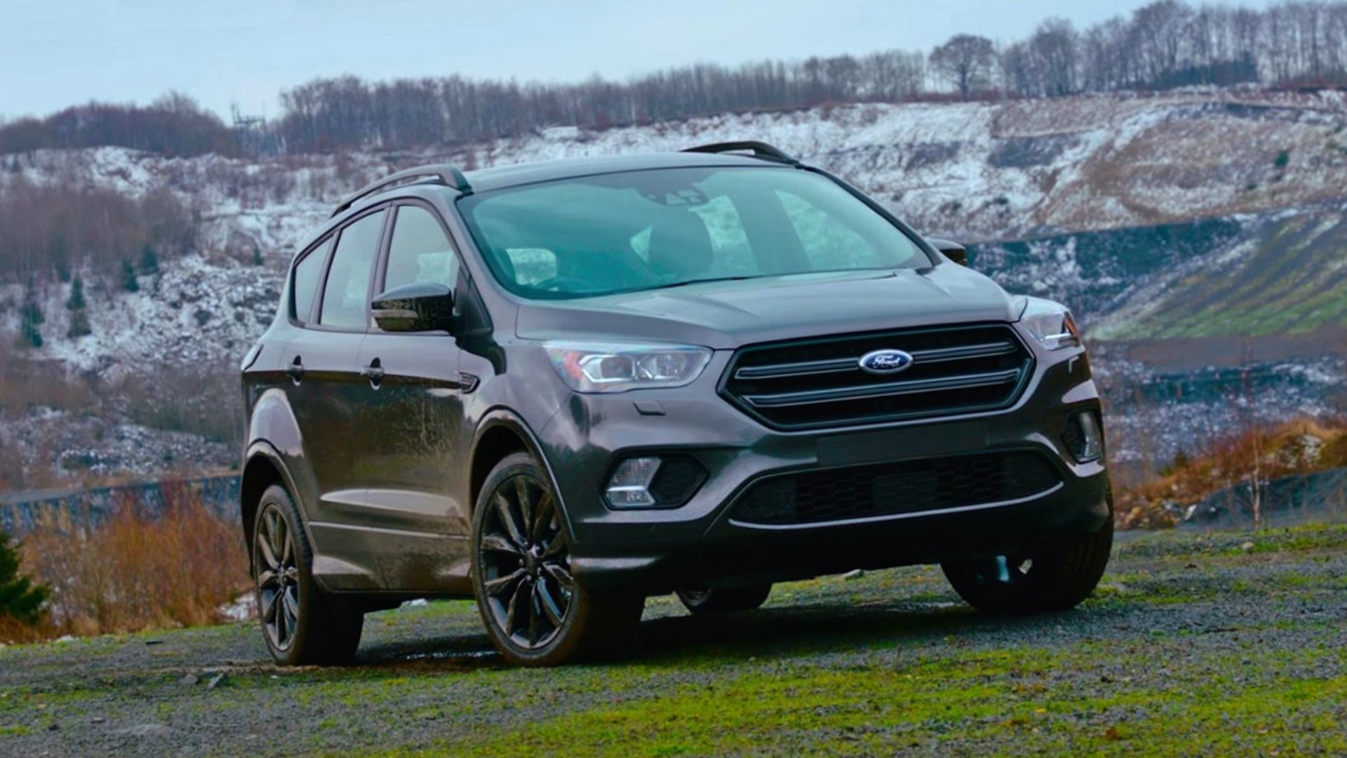 2018 Ford Kuga USA Price List HD