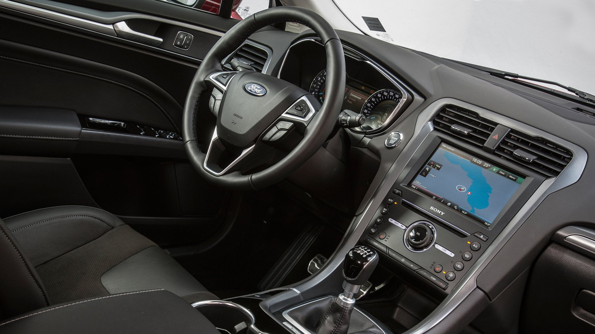 2018 Interior Photos Ford Mondeo Full HD