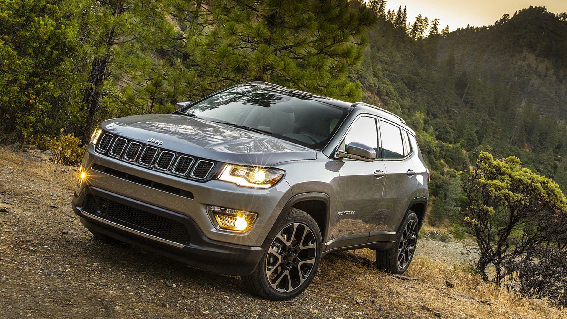 2018 Jeep Compass Concept HD