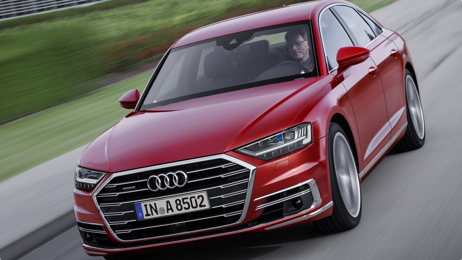 New Review 2019 Audi A8 Exterior Changes