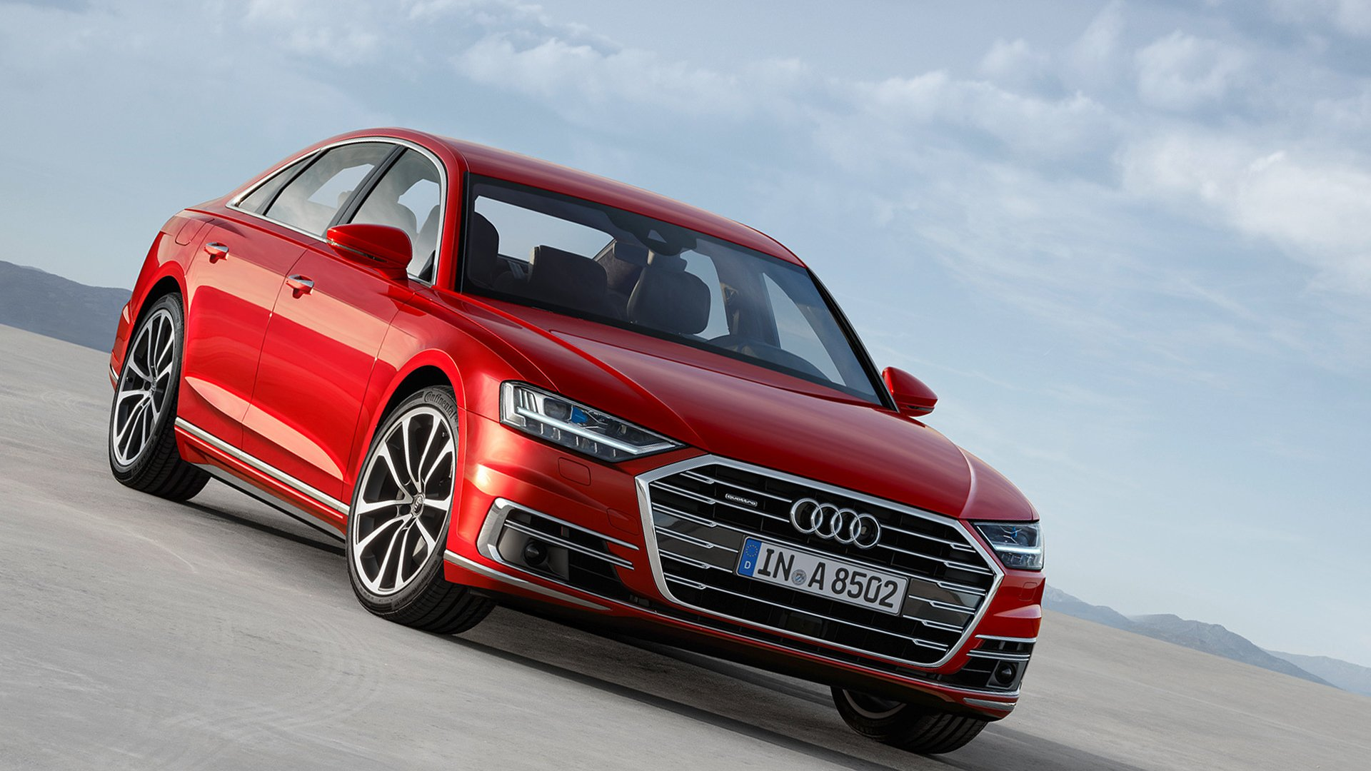 New Review 2019 Audi A8 Redesign