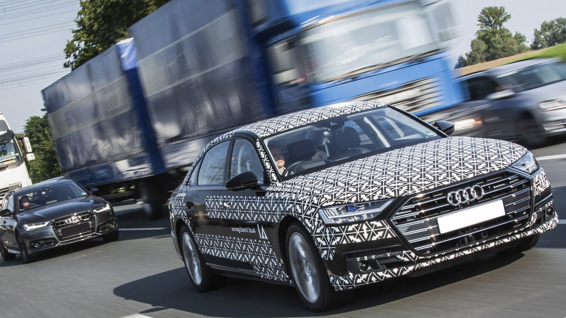 New Review 2019 Audi A8 Test Drive On Road