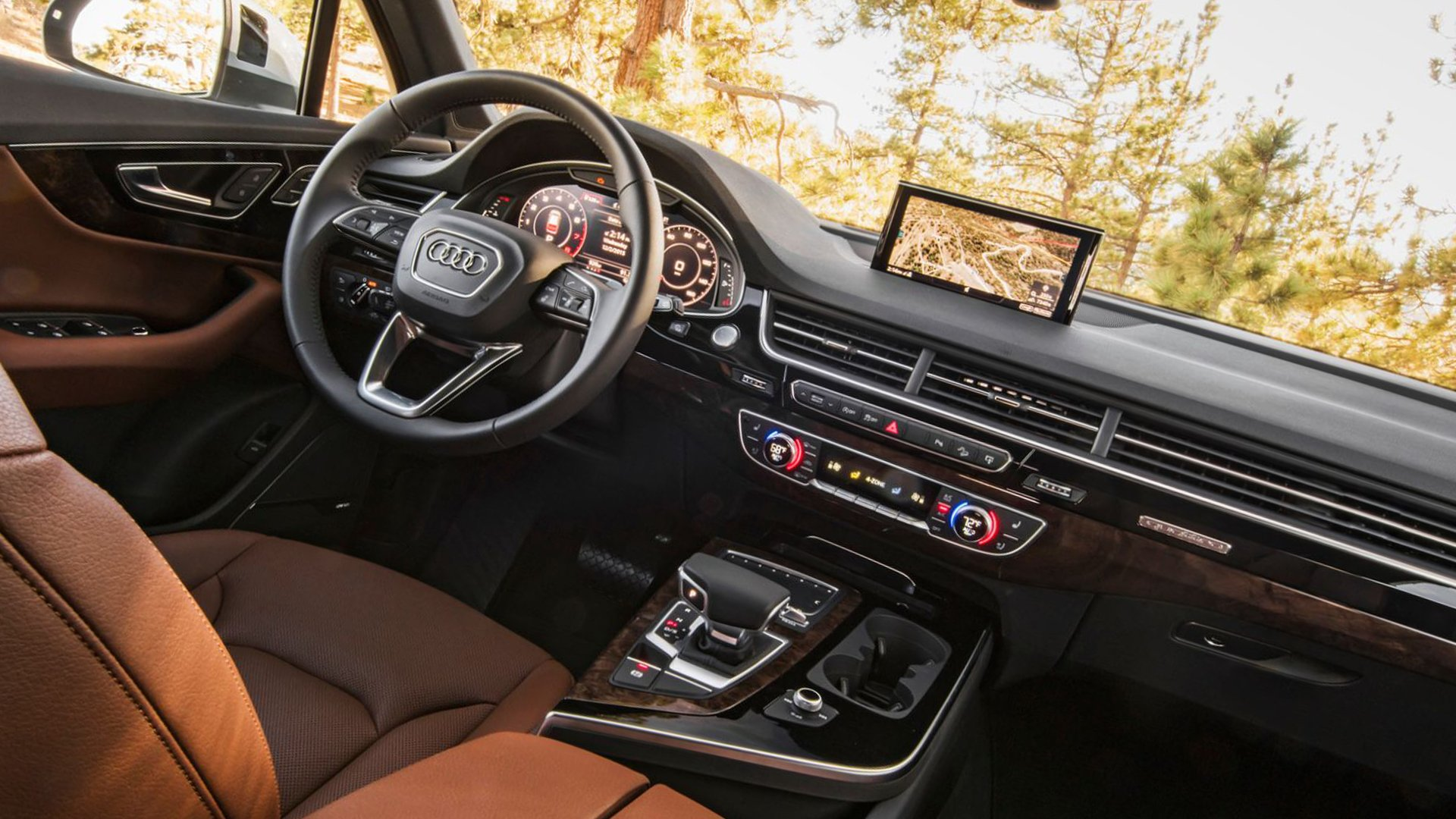 New Review 2019 Audi Q7 Interior Design