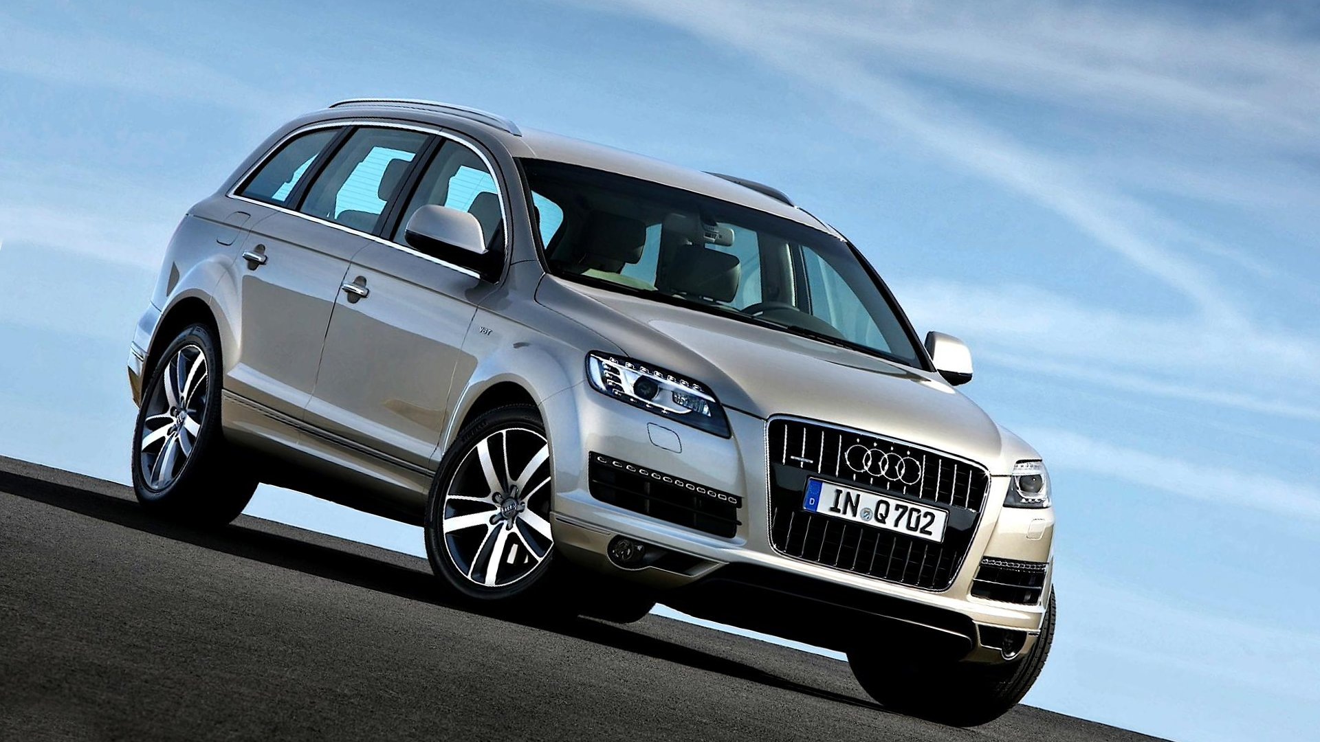 New Review 2019 Audi Q7 Offroad