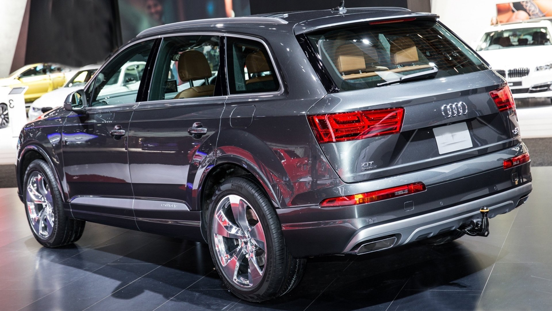 New Review 2019 Audi Q7 Specs Features