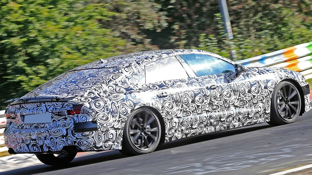New Review 2019 Audi RS 7 Sportback First Pictures