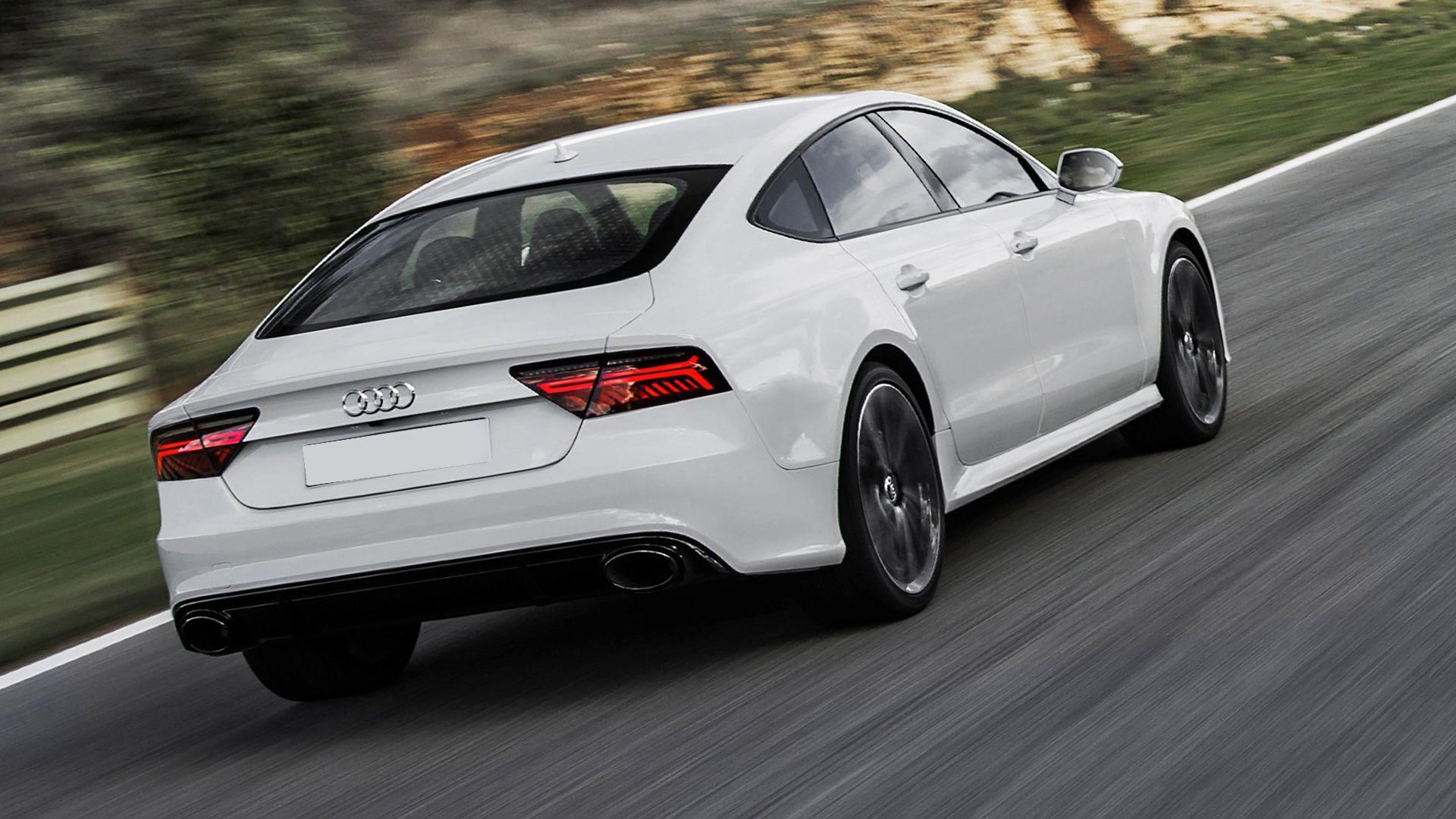 New Review 2019 Audi RS 7 Sportback Test Drive On Road