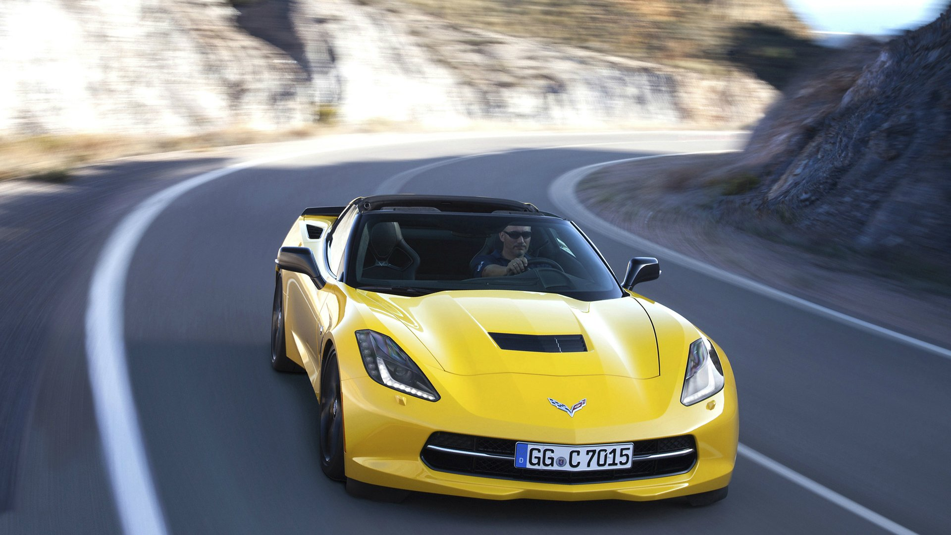 New 2019 Chevrolet Corvette Exterior Changes