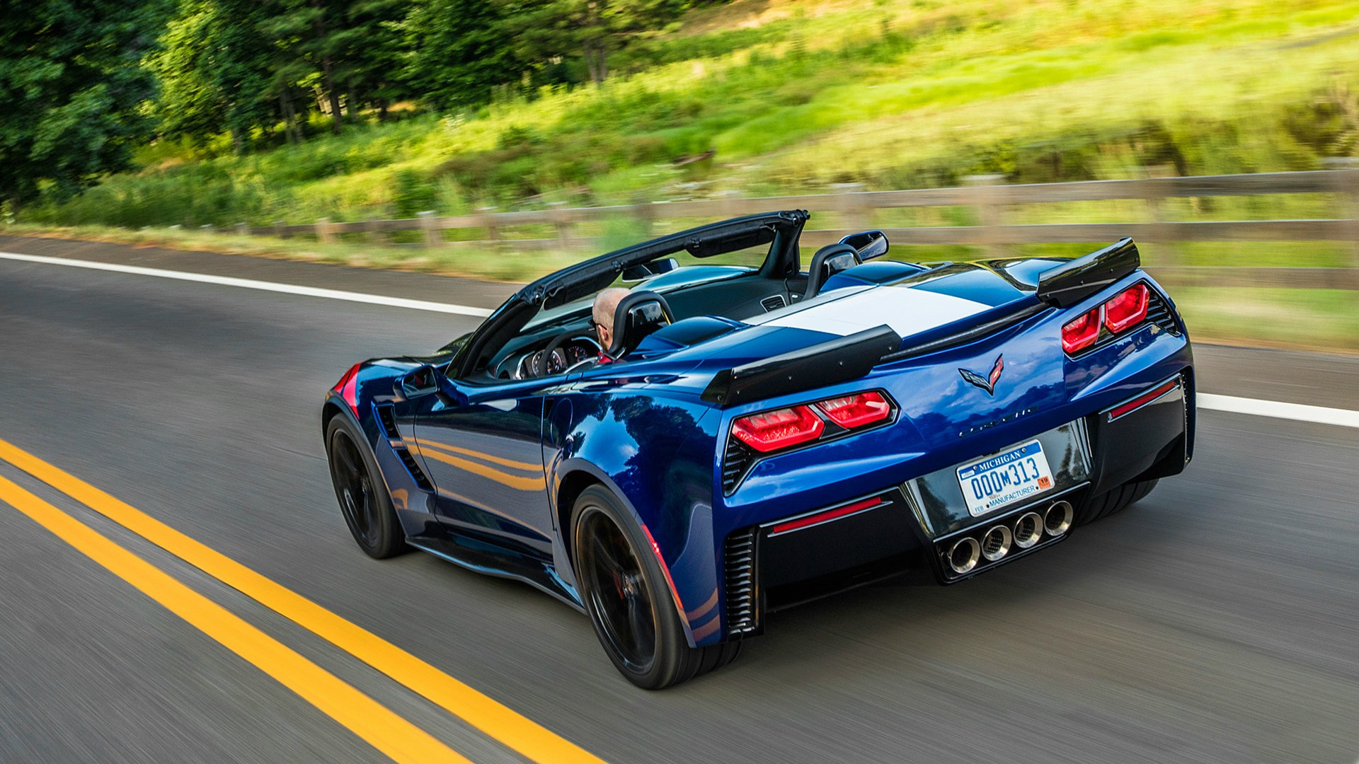 New 2019 Chevrolet Corvette Review