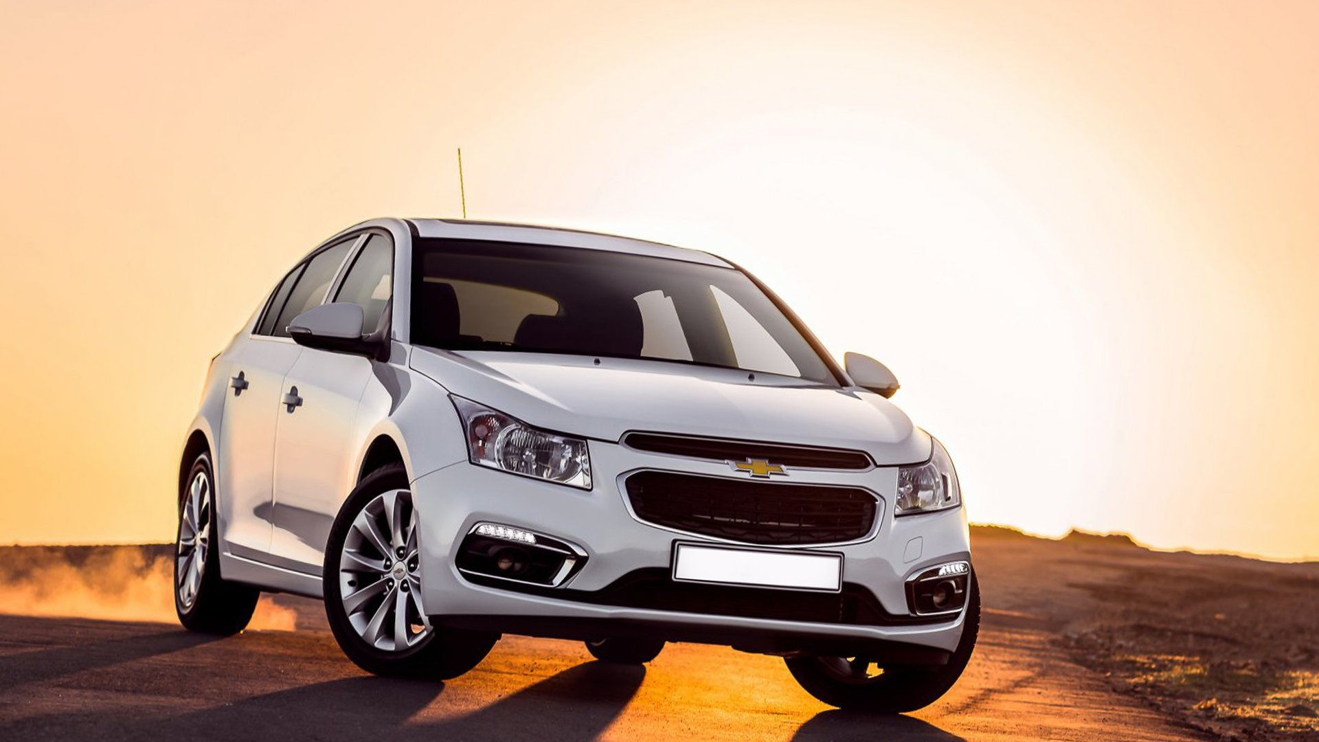 New 2019 Chevrolet Cruze Wallpaper HD Desktop