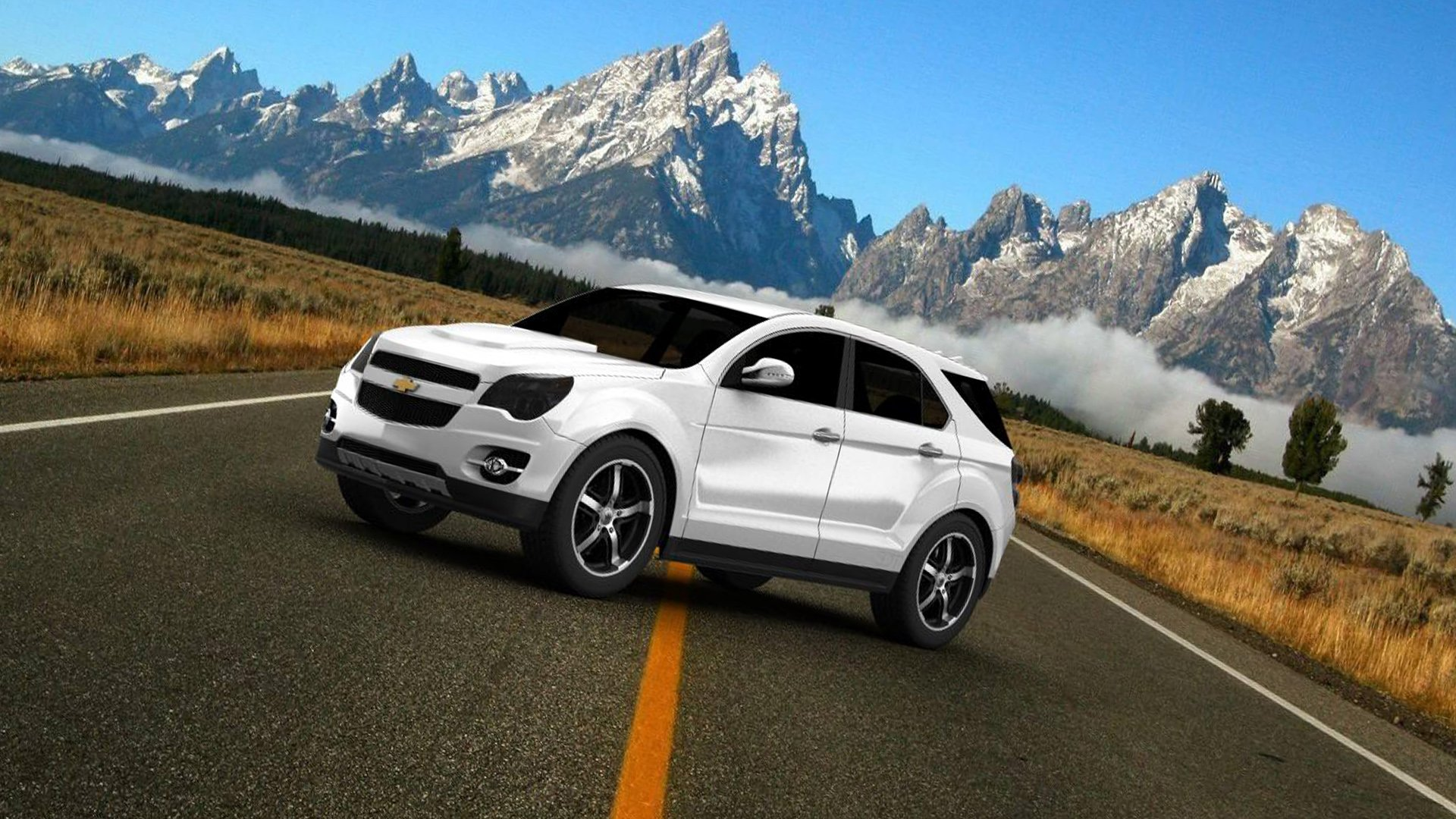 New 2019 Chevrolet Equinox Exterior Changes