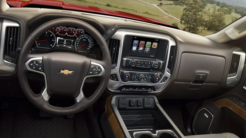 New 2019 Chevrolet Suburban Interior Design