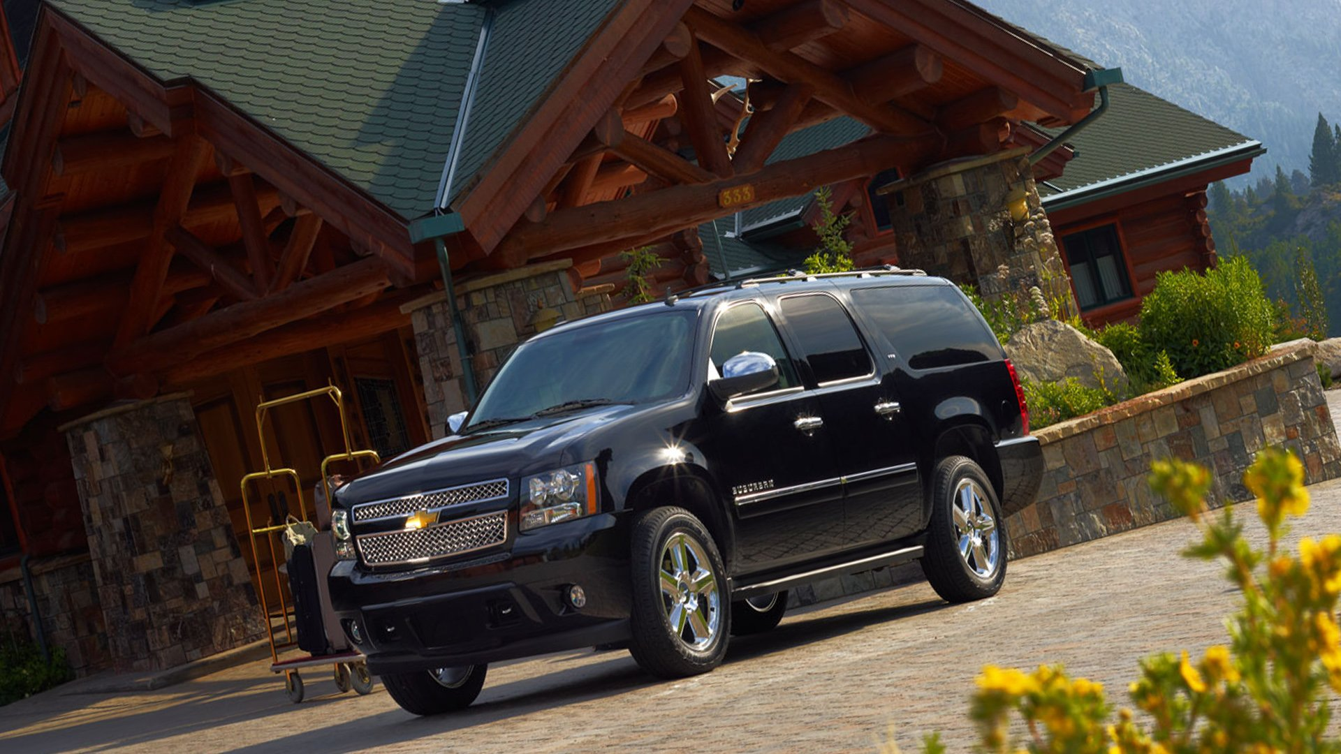 New 2019 Chevrolet Suburban Redesign