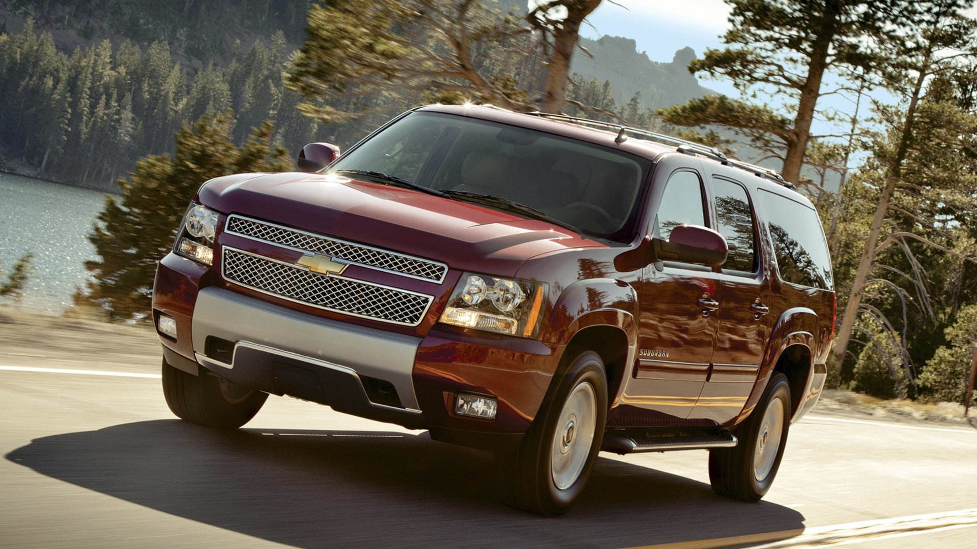 New 2019 Chevrolet Suburban Specs Features