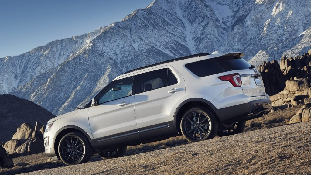New 2019 Ford Explorer Exterior Changes