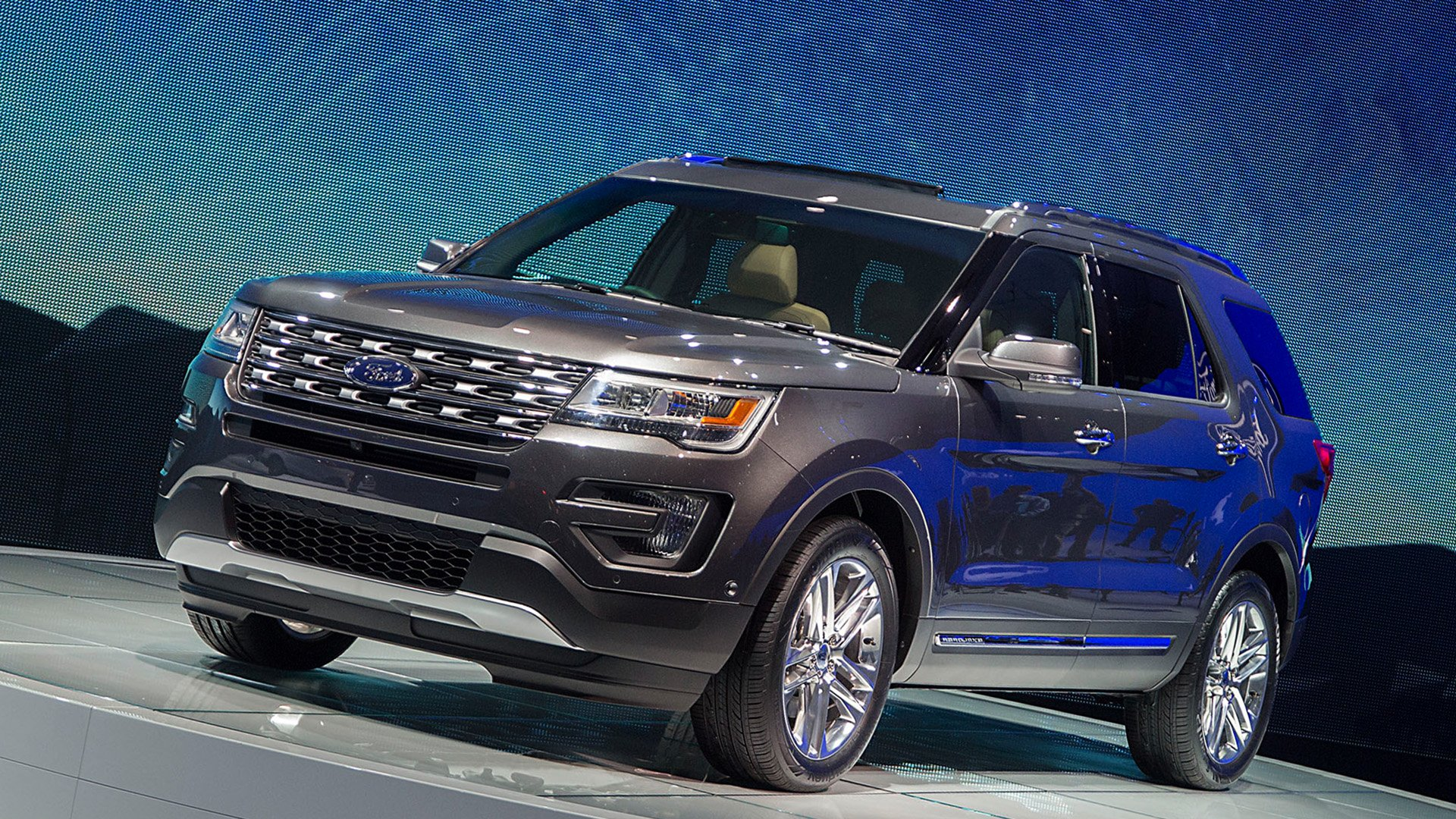 2019 Ford Explorer Price in USA HD