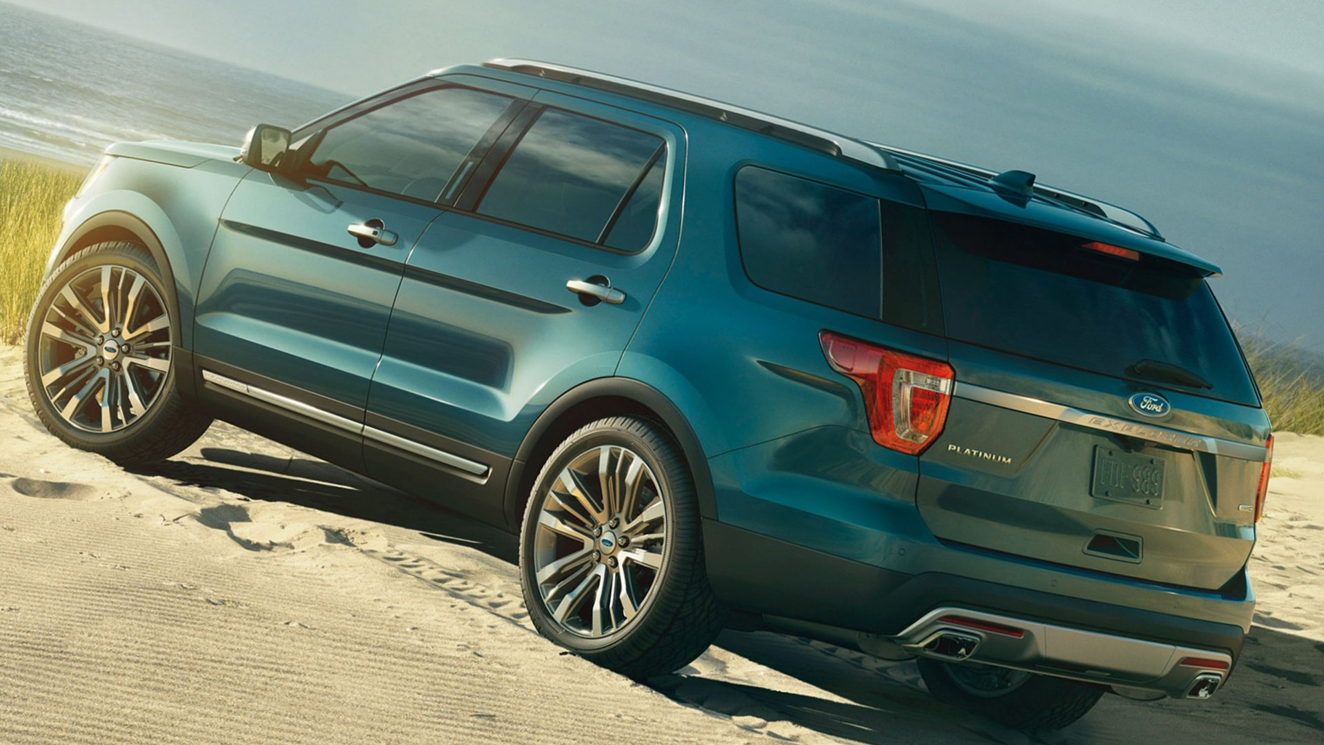 New 2019 Ford Explorer Redesign