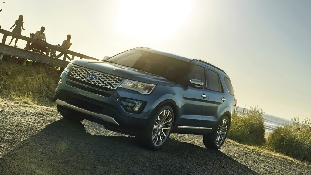 New 2019 Ford Explorer Review