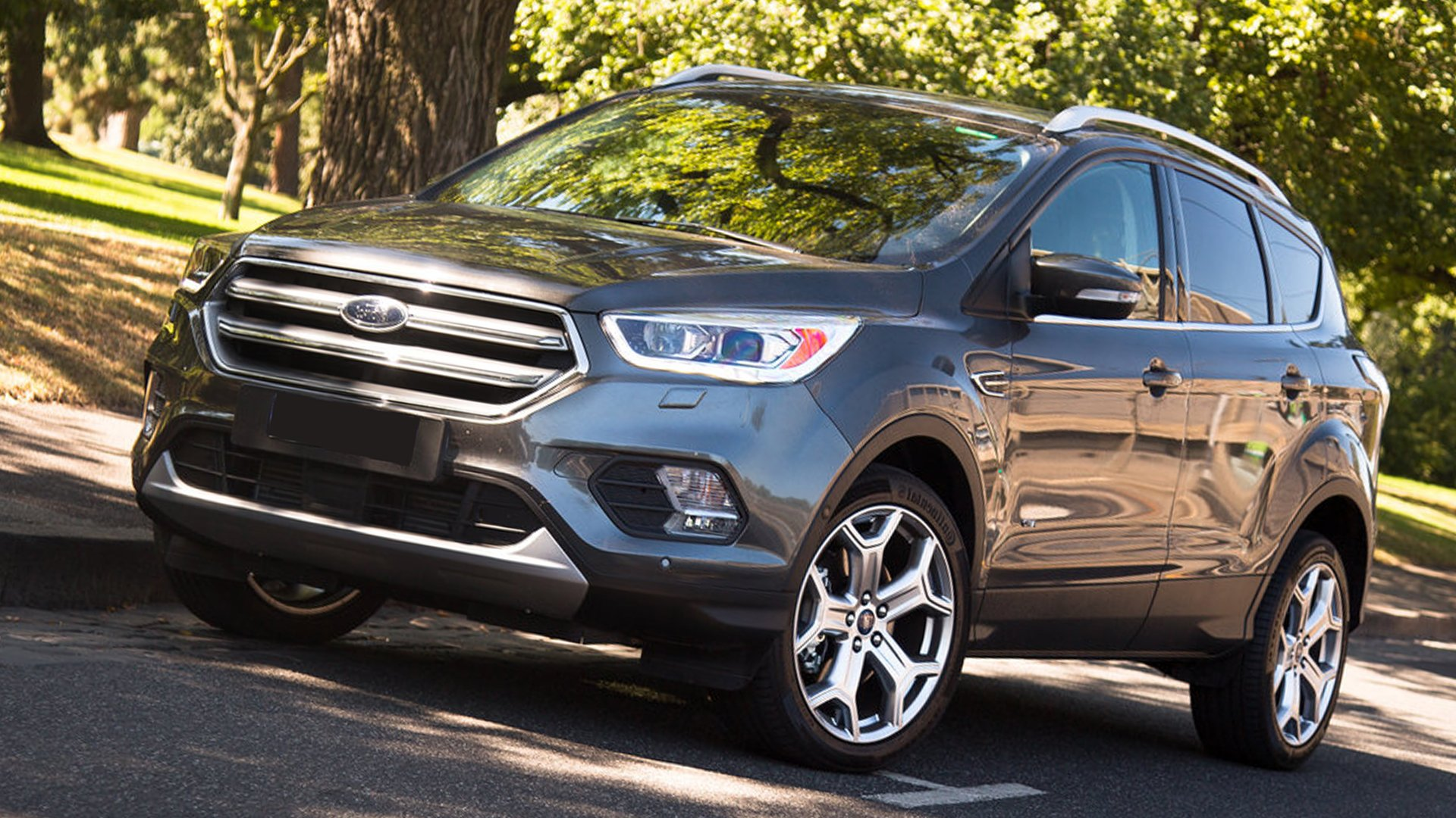 New 2019 Ford Kuga Exterior Changes