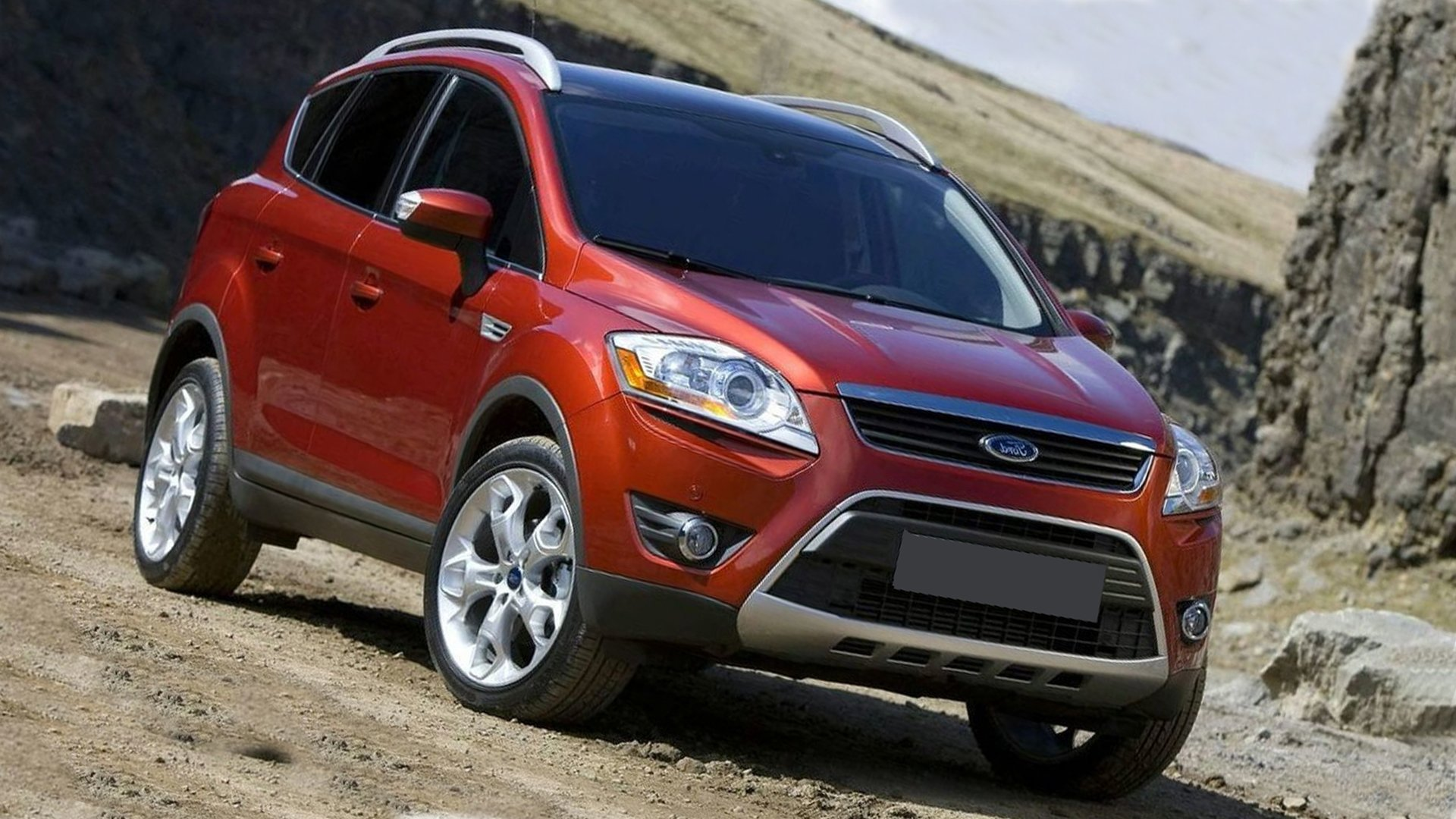 New 2019 Ford Kuga Price