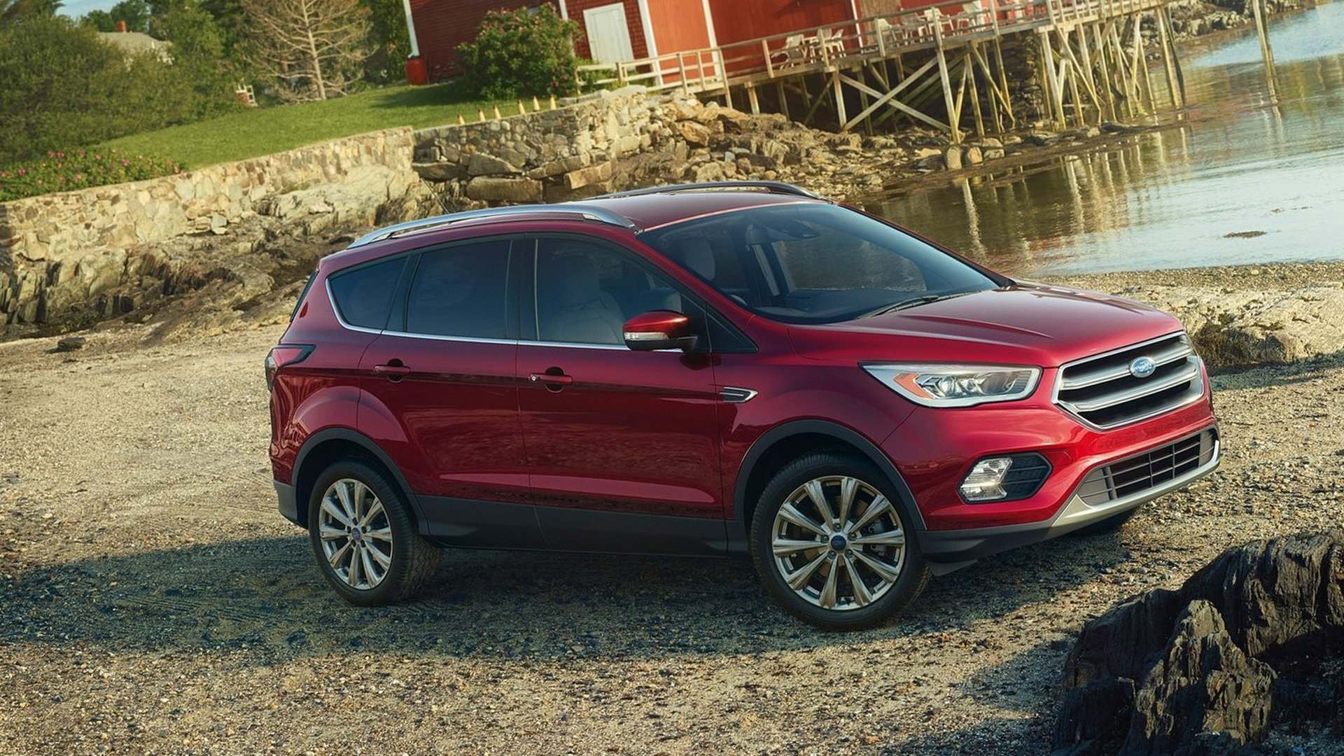 New 2019 Ford Kuga Redesign