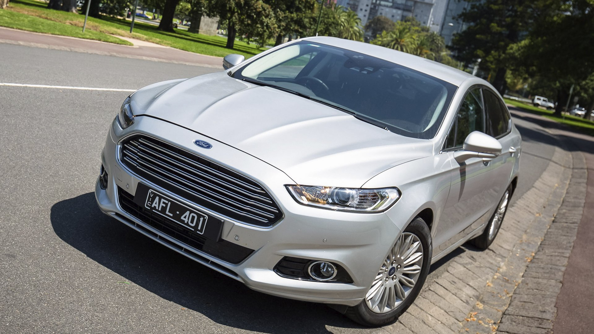 New 2019 Ford Mondeo Exterior Changes