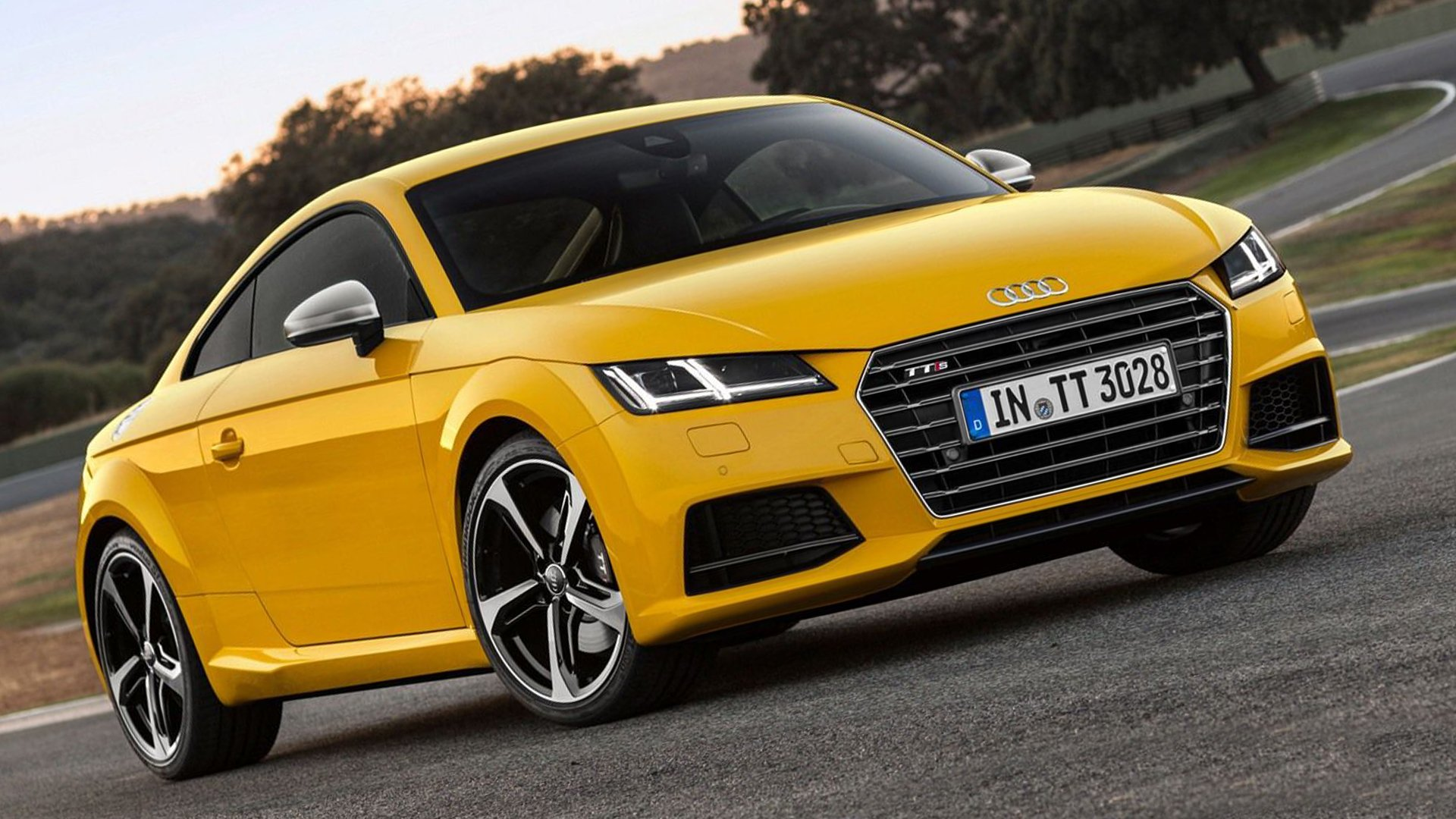 2019 Rumors News Audi TT HD