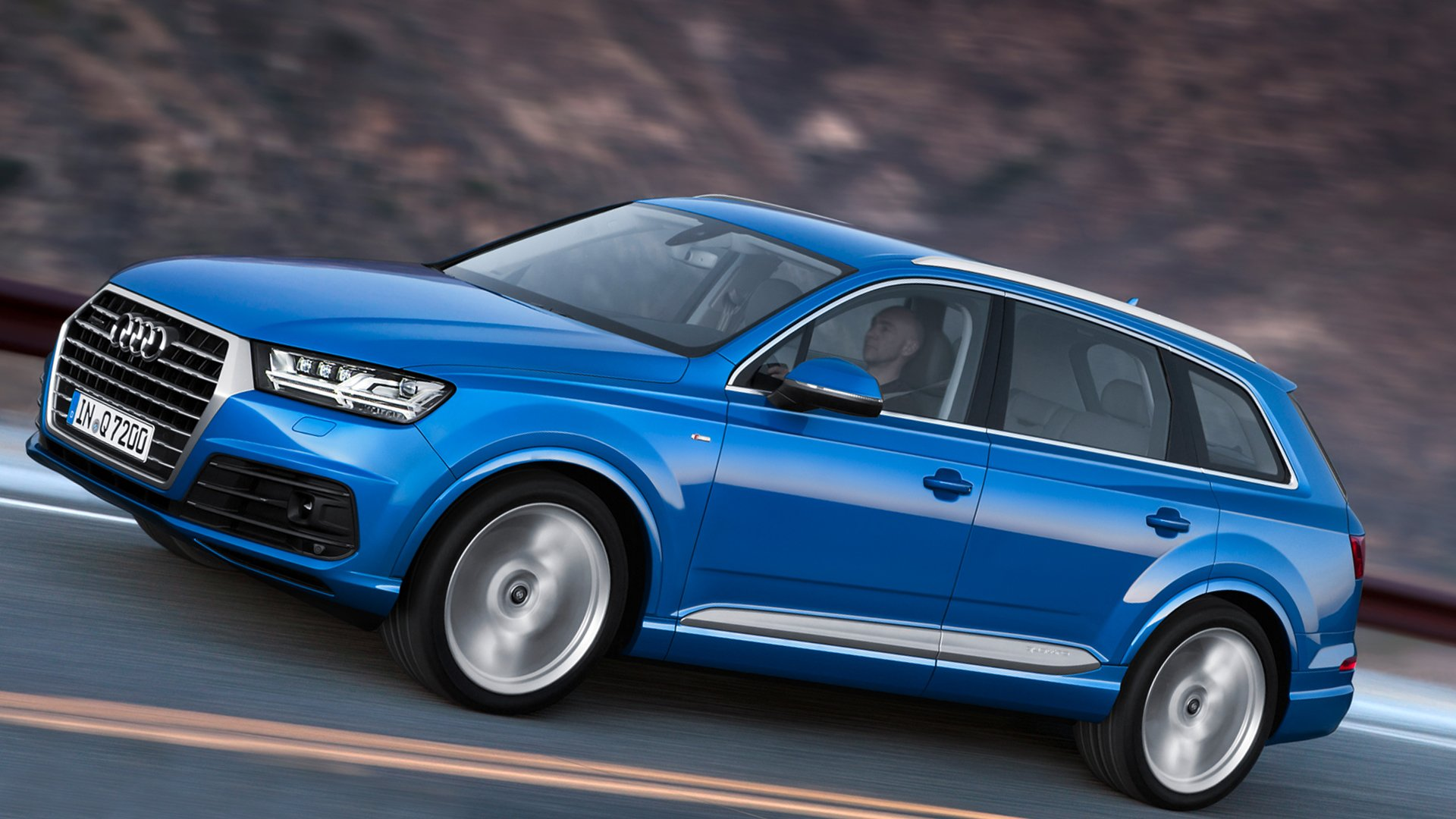 Audi Q7 Dealership HD
