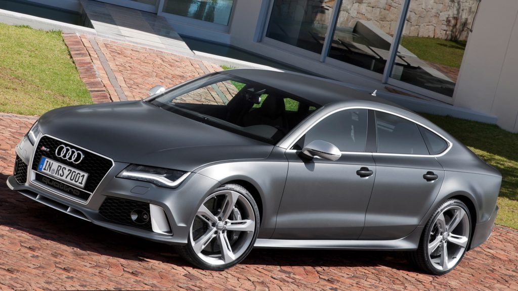 Audi RS7 Pictures for Desktop HD