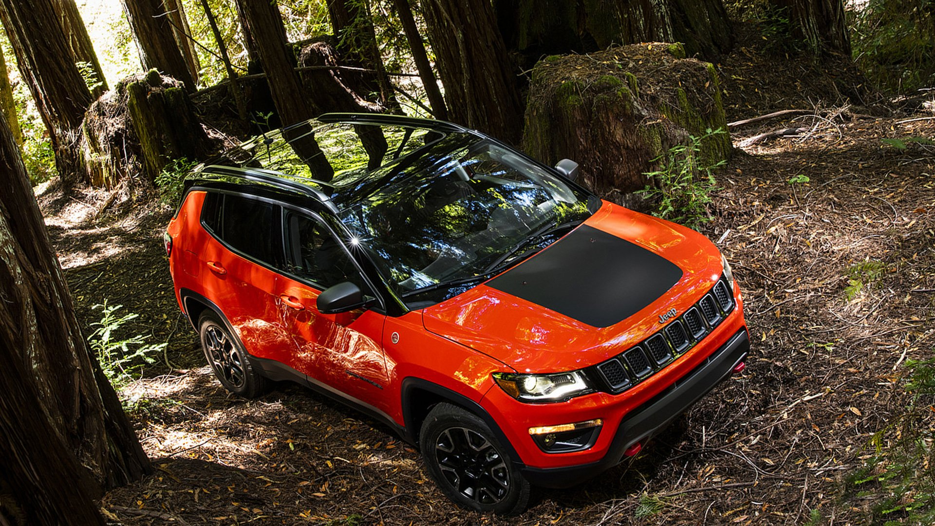 Changes Redesign Jeep Compass 2019 HD