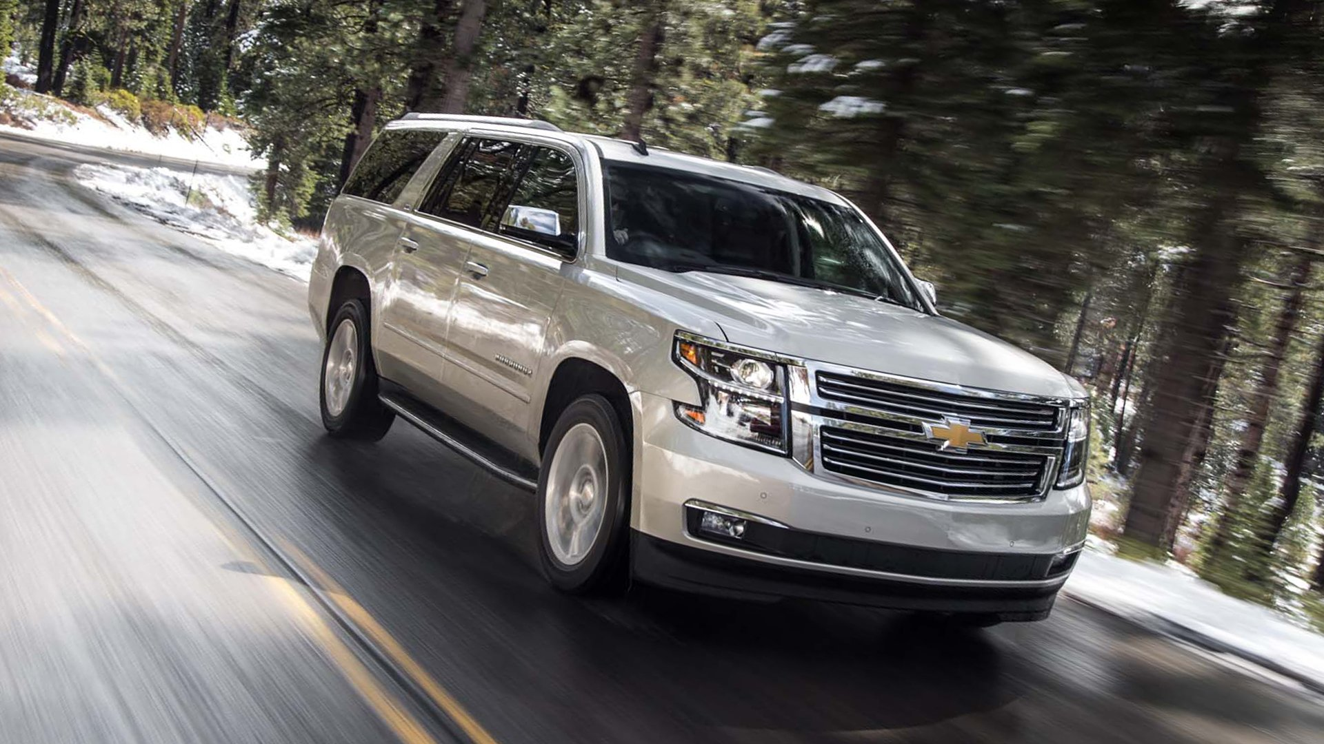Chevrolet Suburban 2018 USA Price List HD