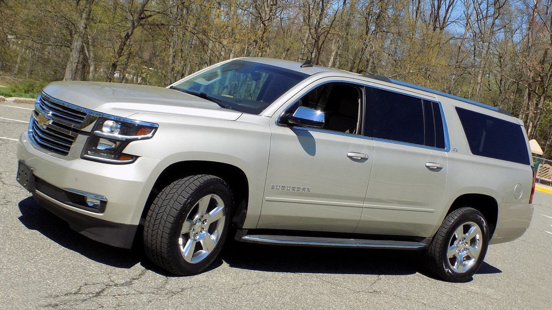 Chevrolet Suburban Turbo Diesel HD
