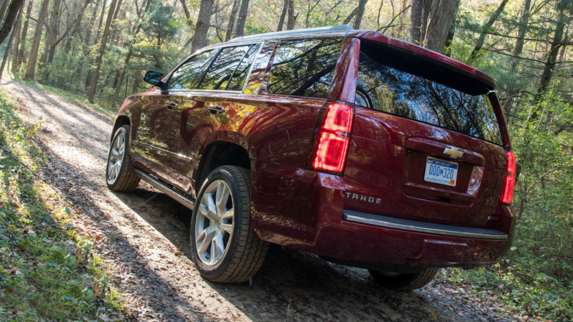 Chevrolet Tahoe 2018 Restyling Modified HD