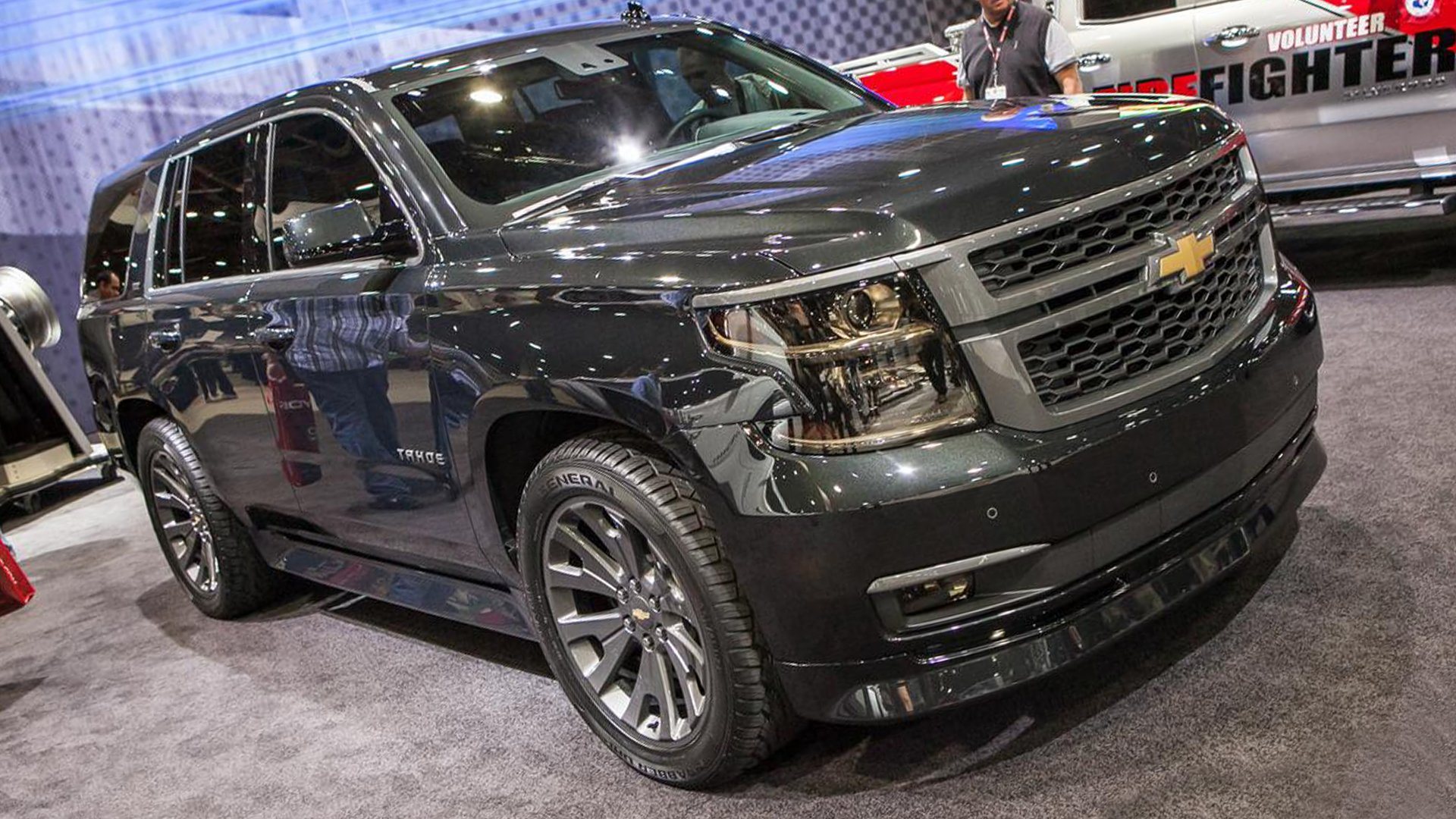 Chevrolet Tahoe Images HD